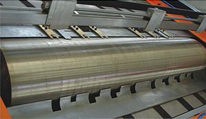 Paragem automática do ecrã do cilindro máquina de impressão Mx-720A