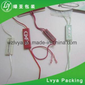 Ropa personalizada etiqueta RFID, el precio del papel de la etiqueta para colgar las prendas de vestir