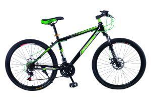 21s鉄骨フレームおよび中断フォーク山の自転車(020H)