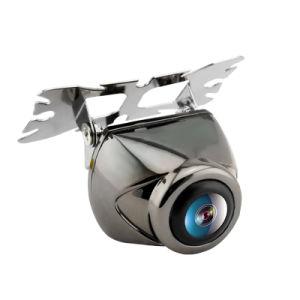 夜間視界の自動駐車逆のバックアップカメラHDのHide防水広角車の背面図のカメラ