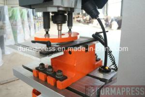 Q35yシリーズ油圧結合された打つ及びせん断機械