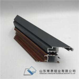 La serie 6000 personalizados de aluminio anodizado de perfiles de aluminio industriales fabricados en China