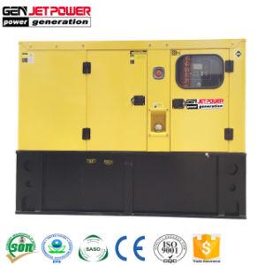 10kw AC Stille Draagbare Elektrische Diesel Generator In drie stadia met Motor Perkins