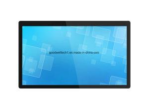 10 баллов емкостные Multi-Touch экран 17,3 на открытой раме ЖК монитор