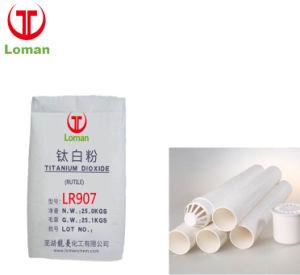 Het Dioxyde van het Titanium van het Rutiel van het chloride TiO2 voor pvc, Plastic Masterbatch