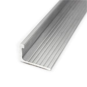 De externe Hoek van de Hoek van de Muur van het Aluminium van de Versiering van 90 Graad voor Ceramiektegels