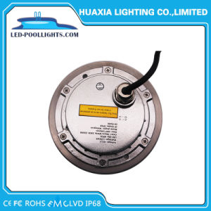 Rechte LEIDENE IP67&IP68 van het Zwembad van de Basis 6W RGB In een nis gezette Lichte Ondergrondse (hx-hug165-6w-RGB) Verlichting