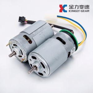 Motor eléctrico motor DC wc-775Jrs