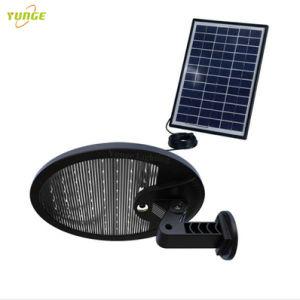 LED de luz solar movimiento externo con panel solar