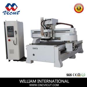 Macchina acrilica di falegnameria di CNC della taglierina di alta precisione