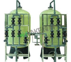O sistema de filtro de amaciante de água para equipamentos de tratamento de água