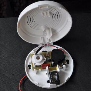스페인어는 설치 DC9V/AC110-220V 화재 경고 연기 탐지기를 좋아한다