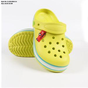 Les enfants de lumière LED Cartoon EVA Chaussures Sabots