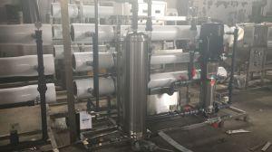 6000L/H de Lijn van de Filtratie van de Behandeling van het Water van het Systeem van de omgekeerde Osmose RO