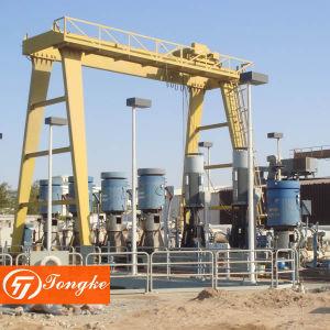 Meerwasser-Entsalzen, das vertikale Turbine-Pumpe ausführt