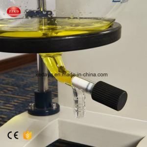 Alto evaporatore rotativo industriale efficiente per distillazione sotto vuoto