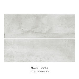 Het Cement van de melkweg kijkt Rustieke Tegel en Tegel 300X900mm van de Vloer van de Muur (GC 02)