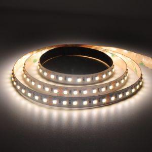Bianco puro della striscia di due colori LED + bianco caldo