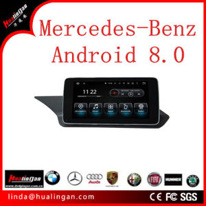 9 auto-Stereolithographie  Benze (2016-) des Android-8.0 Blendschutzdes auto-DVD