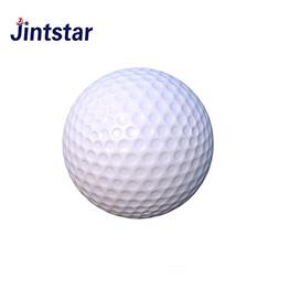 Jintstar Professional Custom print 3 pedaço bola de golfe para o torneio
