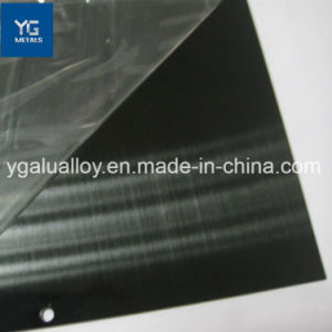 Strato d'anodizzazione di lucidatura laminato a freddo 444 dell'acciaio inossidabile del piatto dell'acciaio legato dell'illustrazione calda del rivestimento