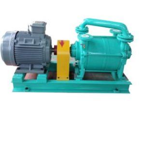 22kw 두 배 단계 물 또는 액체 반지 진공 펌프