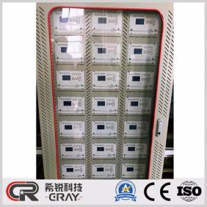 Zahnstangen-Zink-Nickel-Legierungs-Überzug-Pflanzenoberflächen-Beschichtung-Zeile