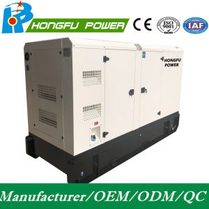 66kw/83kVA 60kw/75kVA Puissance générateur diesel Deutz insonorisées avec régulateur électrique