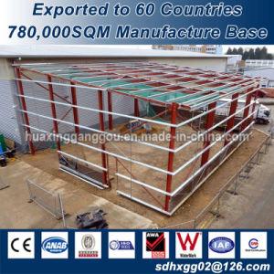 Hurrikan-beständige Stahlrahmen-Zelle-Aufbau-Gebäude