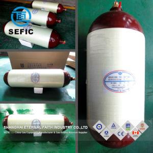 Preço razoável por grosso de fornecedores de cilindros de gás natural do preço do depósito de GNC