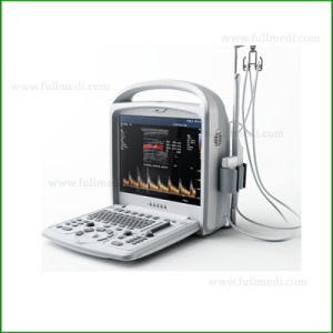 A FM AS-9100 Venda Quente Hospital portátil ultra-sonografia Doppler em cores 2D a máquina