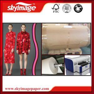 織物のための中国の産業Ultra-Light Fw45GSMの昇華ペーパー
