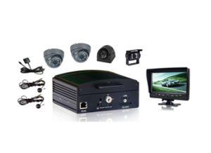 4CH Mobile Car DVR, GPS 3G WiFi Antenna, Remote Control