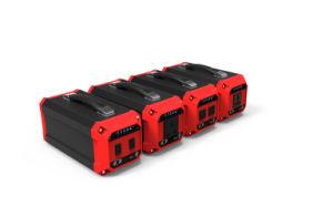 Generador Portátil ligero Kit de Energía Solar para situaciones de emergencia