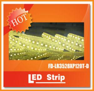 12V SMD3528 24W 60LED IP68 de la banda LED luces decoración LED blanco.