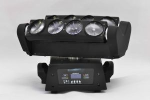 白かRGBW 4in1の極度の明るいクリー族LEDの効果ライト