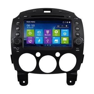 Mazda2 (IY8025)를 위한 GPS를 가진 차 DVD