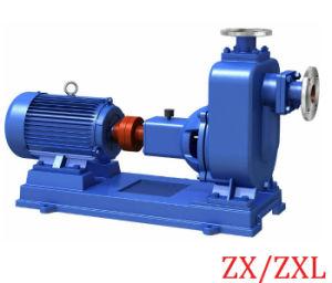 Tipo autoadescante Zx/Zxl della pompa dei rifiuti della singola fase