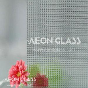 4mm ontruimen Voorgesteld Glas
