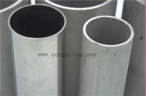 ASTM304h nahtloser Edelstahl-runde Rohr-Gefäße mit in Essig eingelegtem Ende