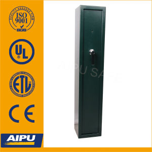 Gun Gunsafes/3 Storage /Double de Cabinet/1200 x 230 x 230 (millimètre) Bitted Key Lock (MG4709K-2/2)