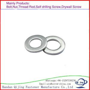 DIN125-d'un DIN126 Rondelles plates Mediun DIN125-B des rondelles DIN433 Rondelles pour vis à tête cylindrique