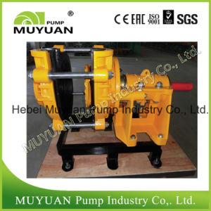 Heavy Duty débordement bas La manipulation des résidus de la pompe centrifuge de transport de lisier