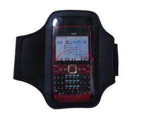 Nuevo diseño del teléfono móvil de neopreno con bolsa de la banda de brazo (MC028)
