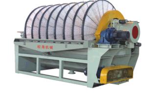 Добычи полезных ископаемых Haisun механизма диск вакуумный фильтр
