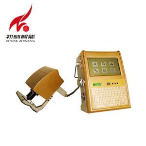 大きい割引バッチ番号の電気点の金槌の先のマーキング機械