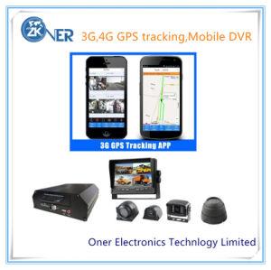 Видео по шине CAN с помощью системы слежения GPS