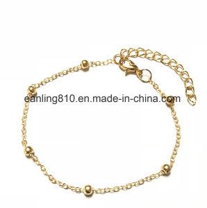 De ballen Geparelde Juwelen van de Manier van de Armband van het Sokje van de Ketting van de Kabel van de Post