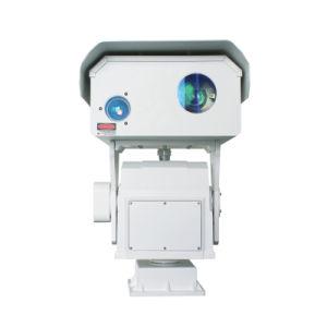 2.0 Macchina fotografica mega del laser HD PTZ della lunga autonomia dei pixel 2km
