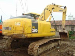 Used Crawler Excavators Komatsu PC200-7